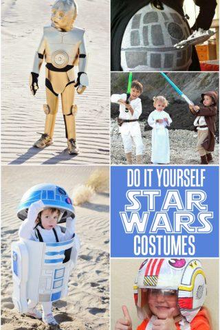 Star Wars Costume Ideas for Kids
