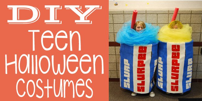 DIY teen halloween costumes fi