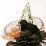 DIY Witches Hat Fascinator