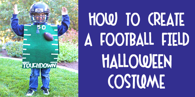 football field costume fi