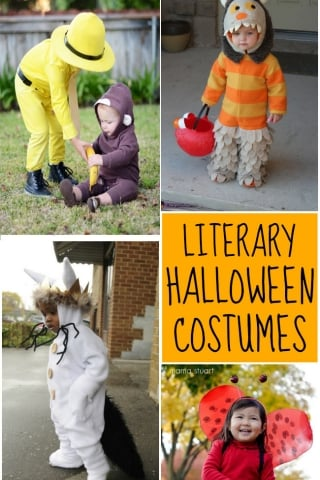 Literary halloween costumes for kids