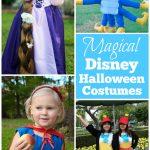 Magical Disney Halloween Costume Ideas