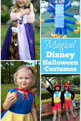 The best magical Disney Halloween Costume Ideas