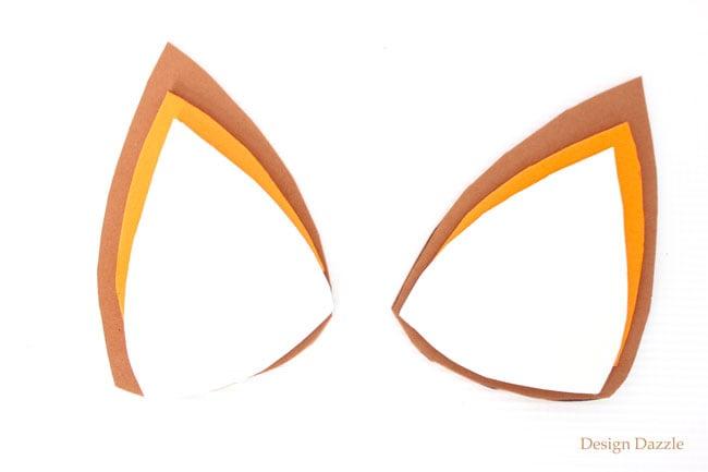 How to Make Fox Ears and a Fox Tail  Steph Calvert Art