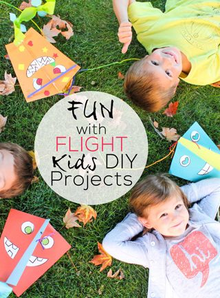 Fun with Flight DIY Projects with Target's New Toy Emporium