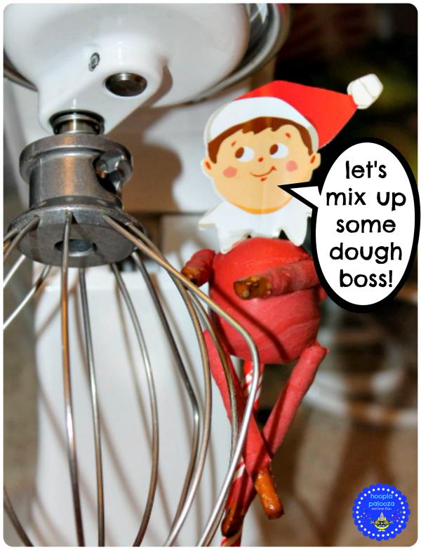 2-elf-on-shelf-cake-pops-mixer-hooplapalooza