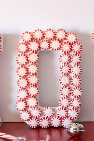 Peppermint JOY Letters