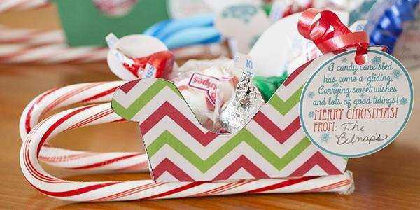 free printable reindeer sleigh