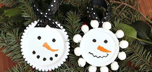 Mason-Jar=Lid=Snowmen-Artzy Creations 4