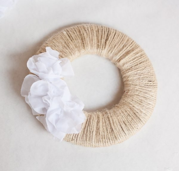 Rustic Chic Wreath-15