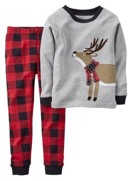 Great Ideas for Christmas Pajamas for Toddlers from Design Dazzle!