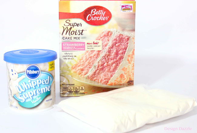 Use Mrs. Claus bake shop labels to pre-packaged baking items for a fun tradition with your kids