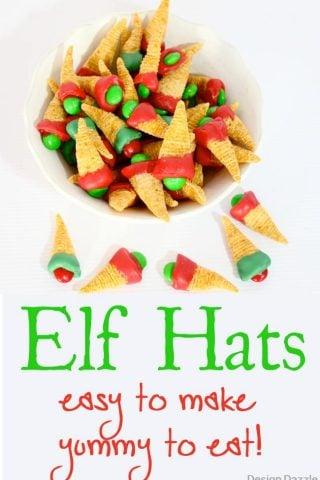 Edible Elf Hats