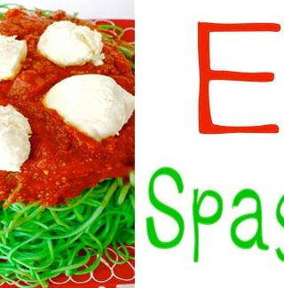 Elf Spaghetti