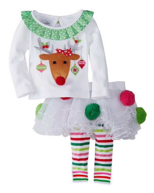 Christmas Pajamas for Toddlers - Design Dazzle