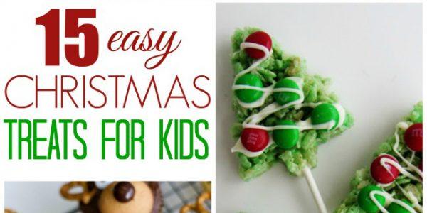15 easy christmas treats for kids fi
