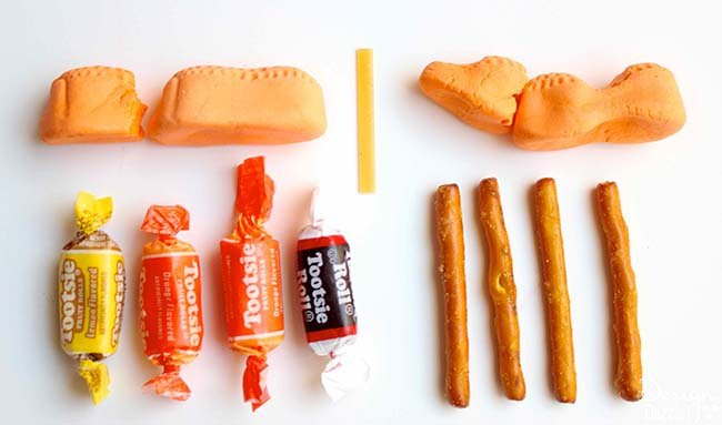 Making a camel out of candy is easier than you thought. See how on Design Dazzle!