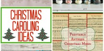 christmas caroling ideas fi