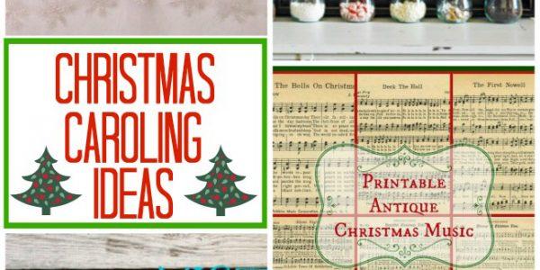 christmas caroling ideas fi