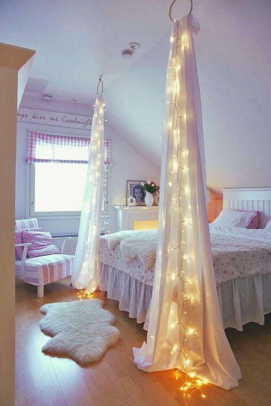 waterfall fairy curtain lights