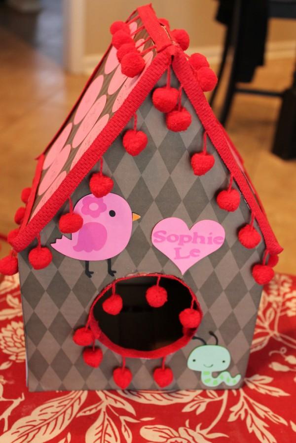 Valentine Card Holders Design Dazzle – Valentines Card Holder