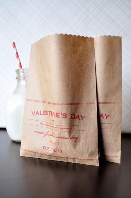 valentines printable bags