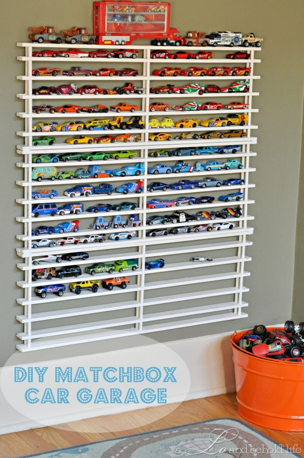 Toy Storage Solutions that You Can Make! - Design Dazzle