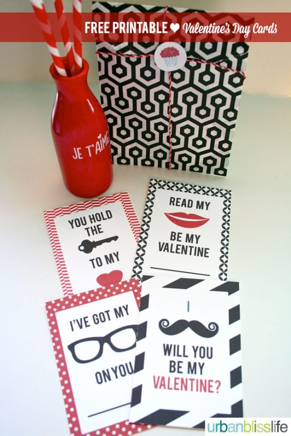 hipster valentines cards