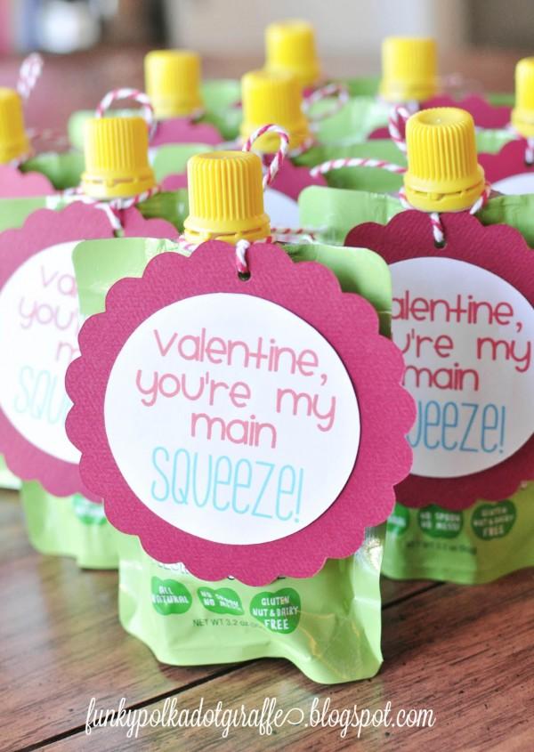 Clever non candy Valentines on Design Dazzle! Check out unique, fun ideas!