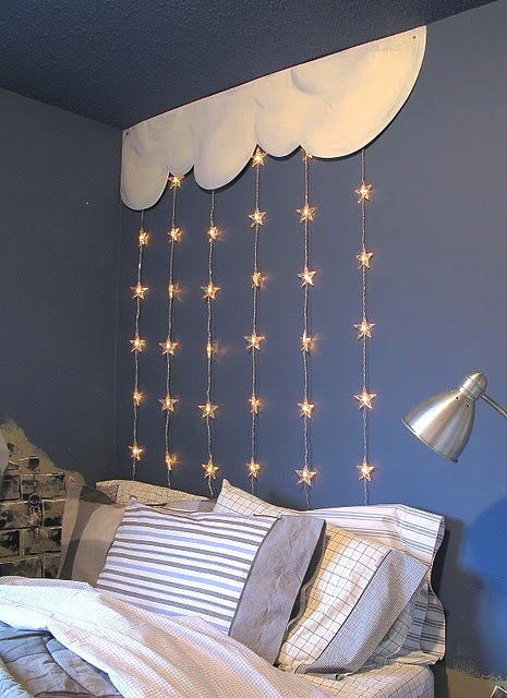 Wall Light Children S Room : Making Magic in Kids Rooms with Fairy Lights - Design Dazzle