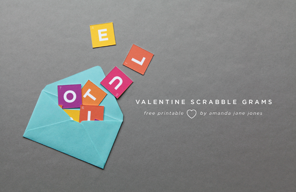 Creative non candy Valentine ideas on Design Dazzle!