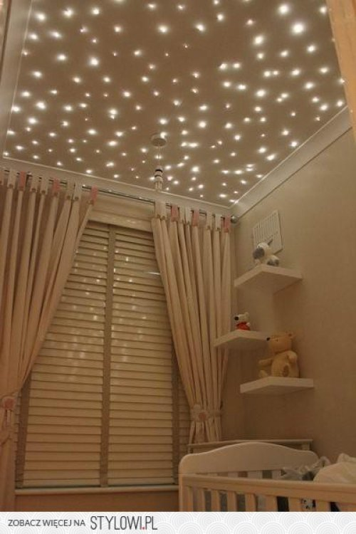 Curtains Ideas curtain lights for bedroom : Making Magic in Kids Rooms with Fairy Lights - Design Dazzle