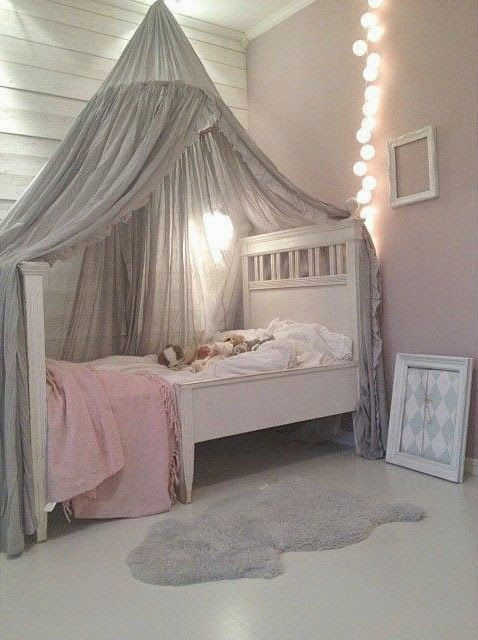 fairy lights & Making Magic in Kids Rooms with Fairy Lights - Design Dazzle