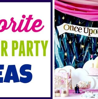 Favorite slumber party ideas