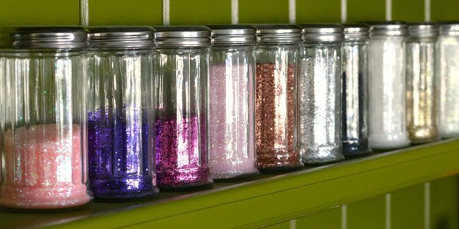 unique storage containers for the craft room | Design Dazzle