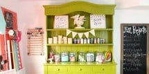 A peek into my craft room! Design Dazzle