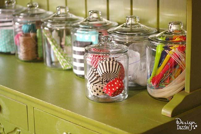 Craft Room Unique Storage Containers Design Dazzle
