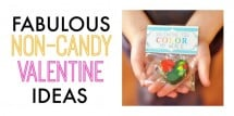 Great non-candy Valentine's Day ideas
