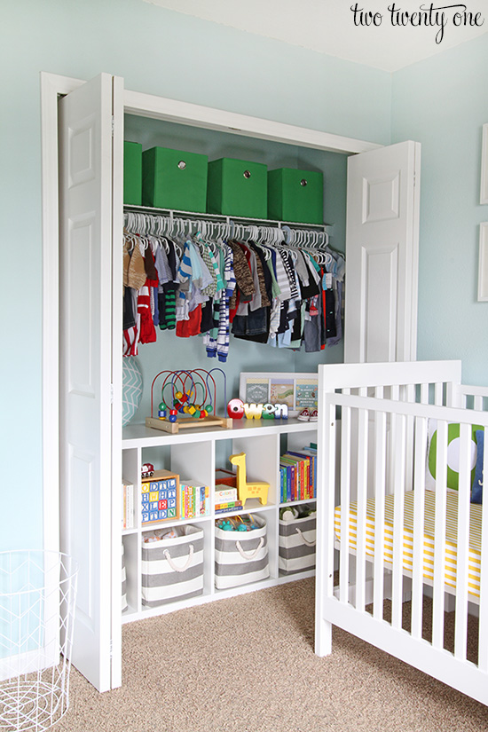 Kids Closet Organization Ideas - Design Dazzle
