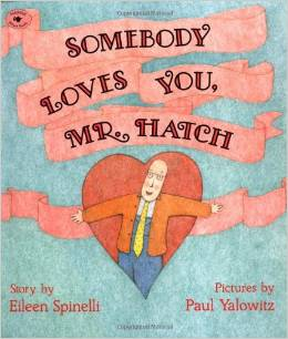 somebody love you