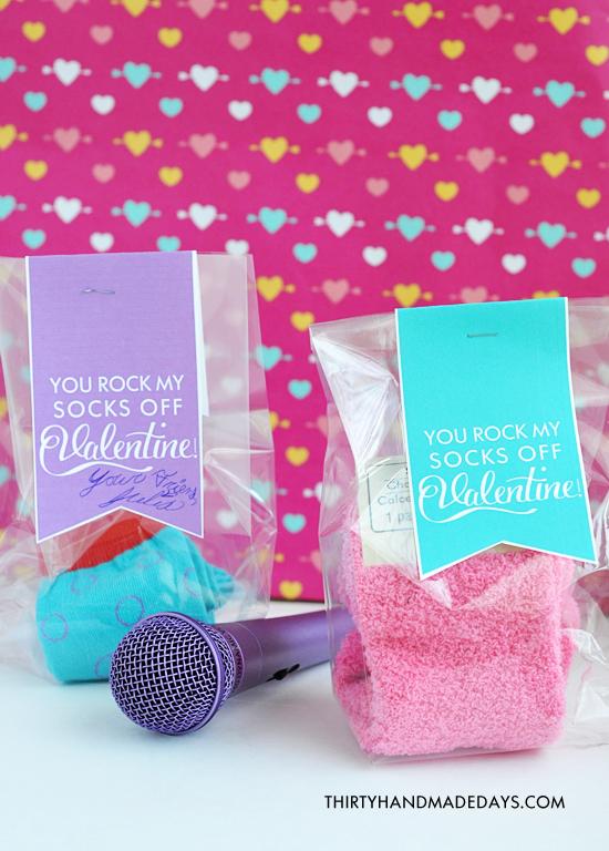 Fun, non candy Valentine ideas on Design Dazzle!