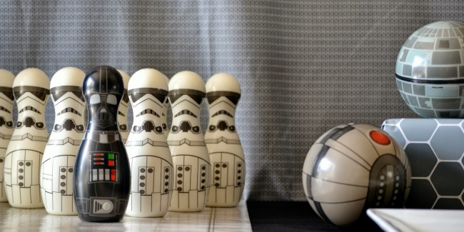 Star Wars Bowling Party - the inspiration!