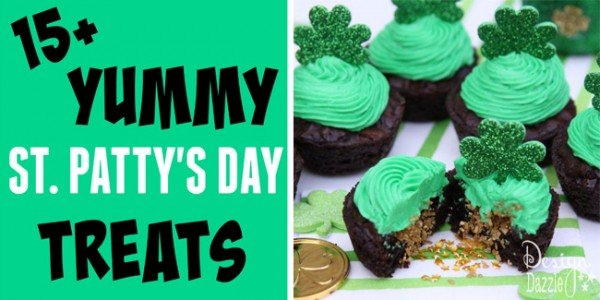 15 yummy st patricks day treats
