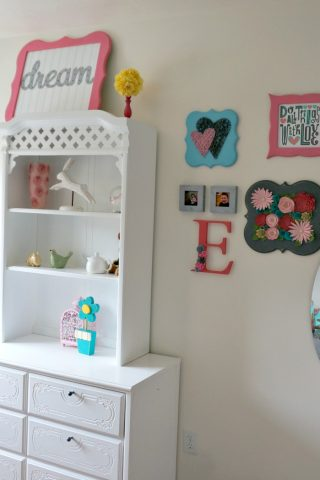 Cute Little Girl Room Makeover