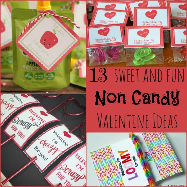 13 Non-candy Valentines