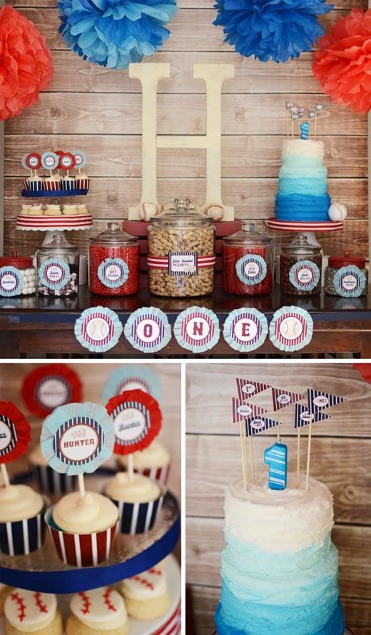 Patriotic Birthday Cake Ideas