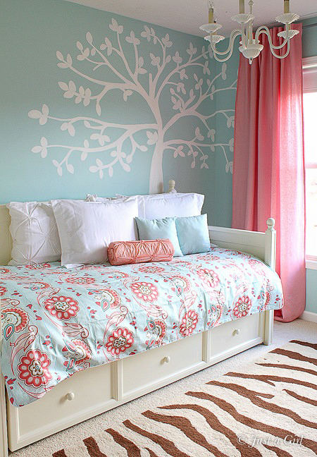 Ze Print Decor In Kids Rooms! - Design Dazzle on coral bedroom paint, coral bathroom, coral bedroom curtains, coral bedroom wallpaper, coral candles, coral kitchen, coral bedroom renovations, coral rings, coral bedroom sets, coral master bedroom, coral baby bedding, coral bedroom accessories, coral bedroom color,