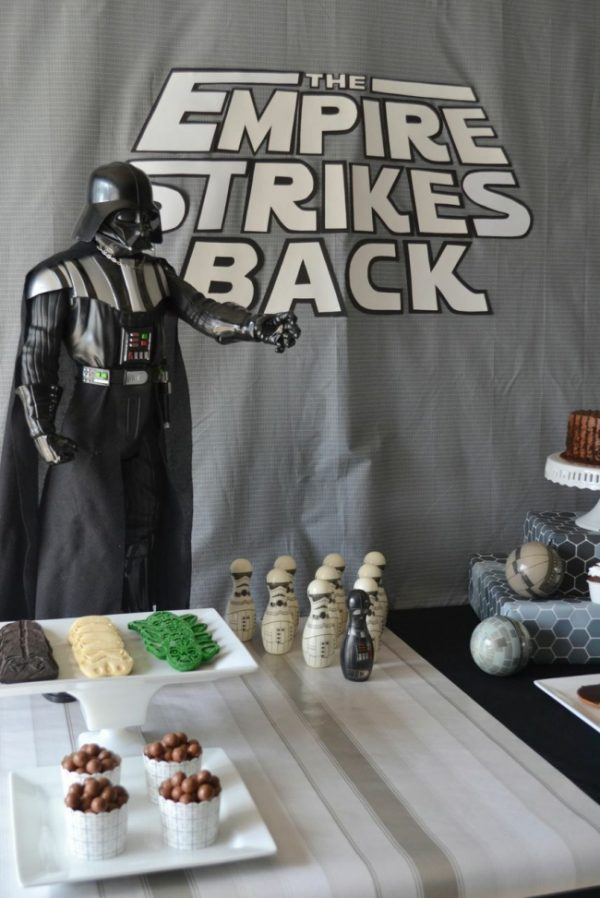 Star Wars Party Tablescape