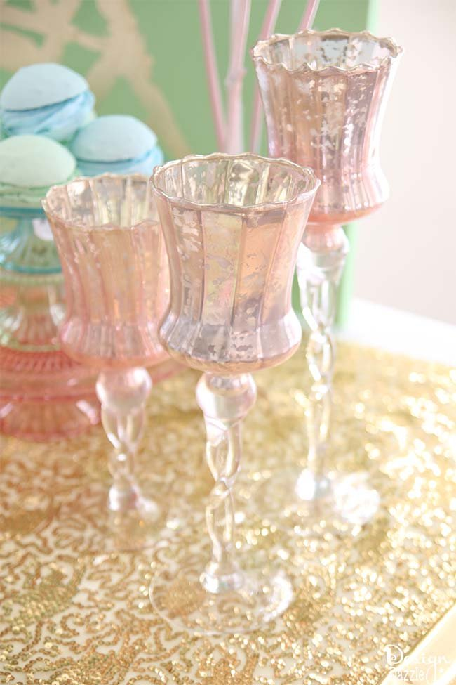 It's all in the details! Recreate this Springtime in Paris party - Get the look on Design Dazzle.