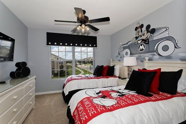 mickey room ideas design dazzle